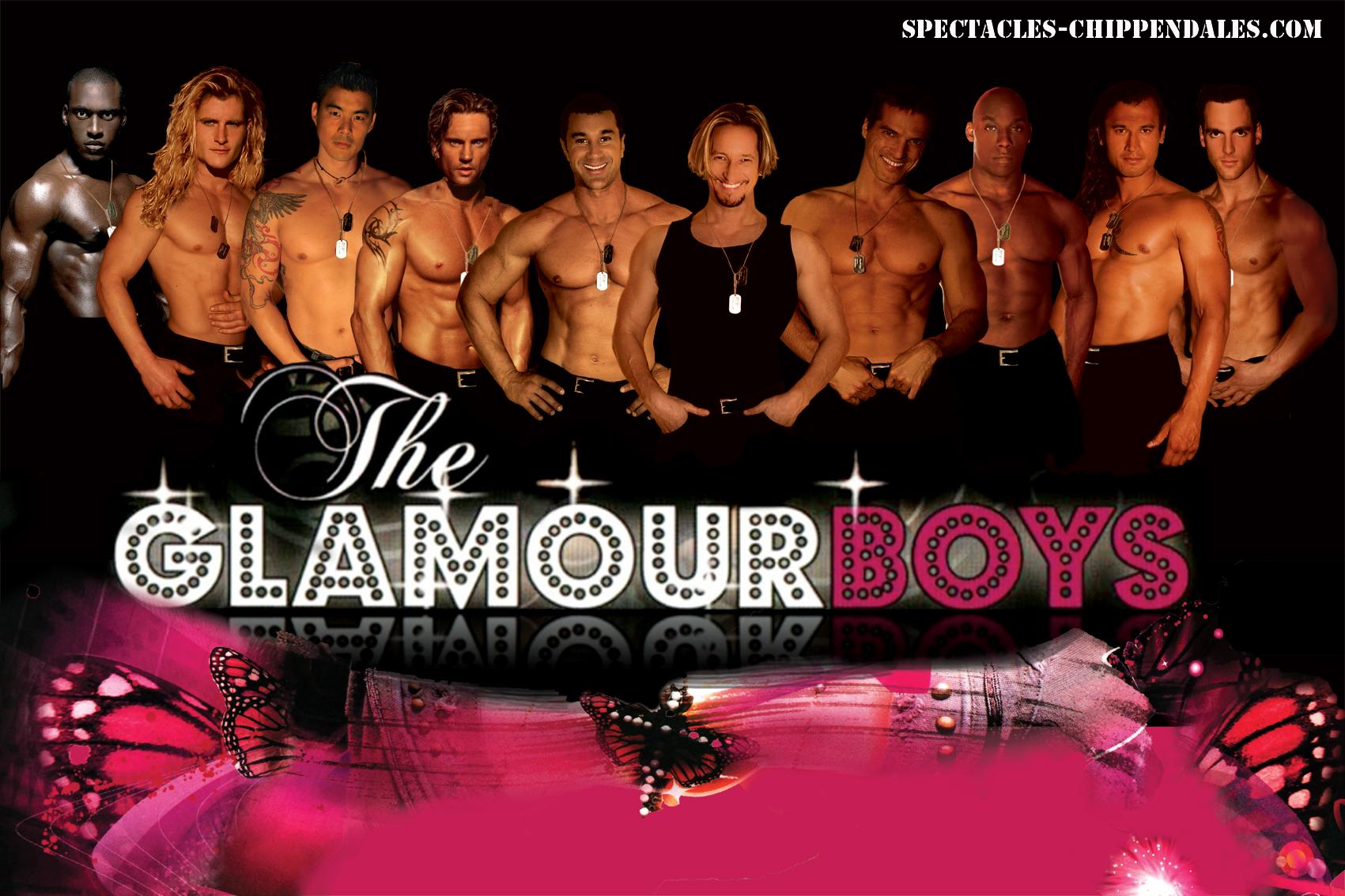 les-glamour-boys