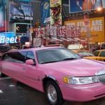 ballade en limousine